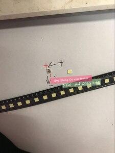 Image 1 - 1000pcs สำหรับเดิม WOOREE LED Light emitting ลูกปัด Cool สีขาว 3535 3V 1.85W LED LCD TV Backlight สำหรับการประยุกต์ใช้ LED