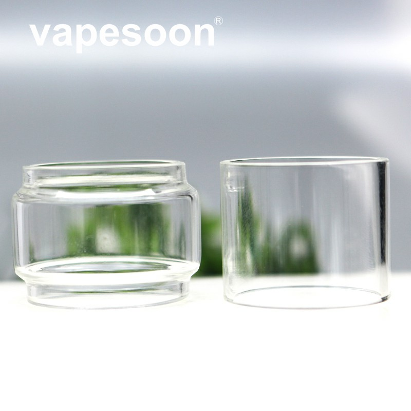 Authentic VapeSoon Replacement Glass Tube For KAEES <font><b>Solomon</b></font> <font><b>2</b></font> <font><b>RTA</b></font> 5ml/3.5ml Capacity Atomizer Tank image