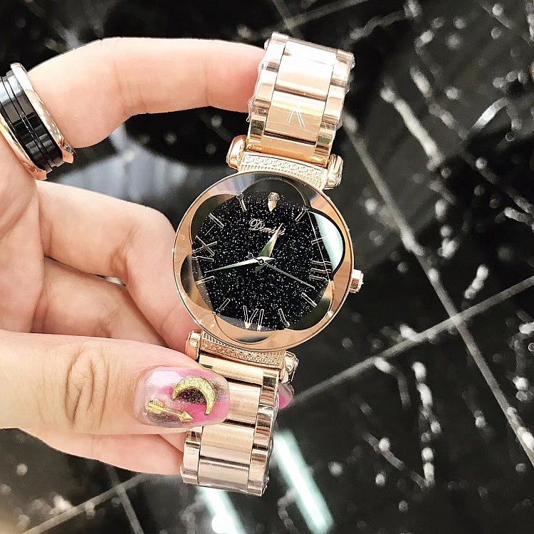 Top Quality Luxury lady Crystal Watch Women Men Dress Watch.Fashion Gift Rose Gold Watches Female Stainless Steel Wristwatches onlyou brand luxury fashion watches women men quartz watch high quality stainless steel wristwatches ladies dress watch 8892