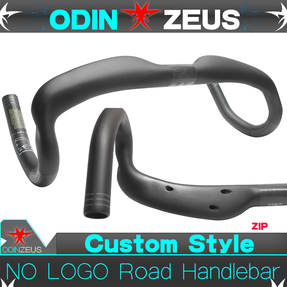 2019 New style NO LOGO Ultra light superstrong Road Bicycle Handlebar Bent Bar 31 8mm 400