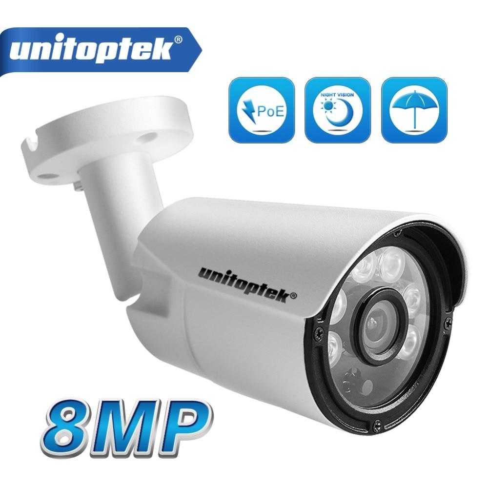 H.265 HD 8MP 3840*2160/5MP cámara IP exterior 4 K Mini Bullet red seguridad CCTV Cámara Onvif IR 20 m IP Cam 48 V PoE opcional-in Cámaras de vigilancia from Seguridad y protección on AliExpress - 11.11_Double 11_Singles' Day 1
