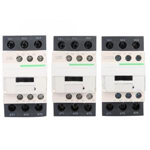 Image 5 - AC Contactor 3 Poles Coil Contactor 220V 25A/32A/38A 50/60Hz Coil Motor Starter Relay