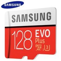 Карта памяти Samsung 128 GB 64 GB 32 GB Micro SD карта класса 10 U3 Microsd флэш TF карта для телефона microSDHC/SDXC