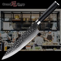 Japanese Chef Knife kitchen knives High carbon stainless steel cooking tools meat cutting vegetable fish fillet knife