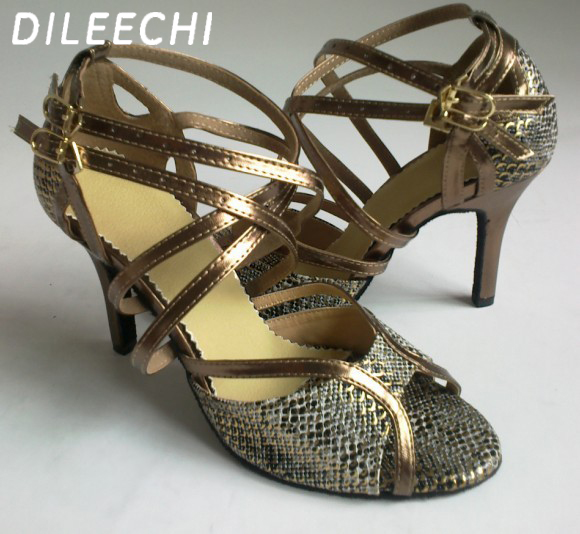 new Satin women/'s Latin dance shoes soft outsole Salsa Samba Party Square shoes
