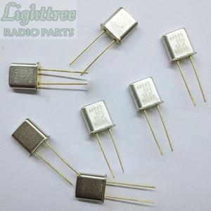Image 1 - 10X Neue RX Kristall 44,645 Mhz Für Motorola GM300 Zwei Vorsichtig Radio