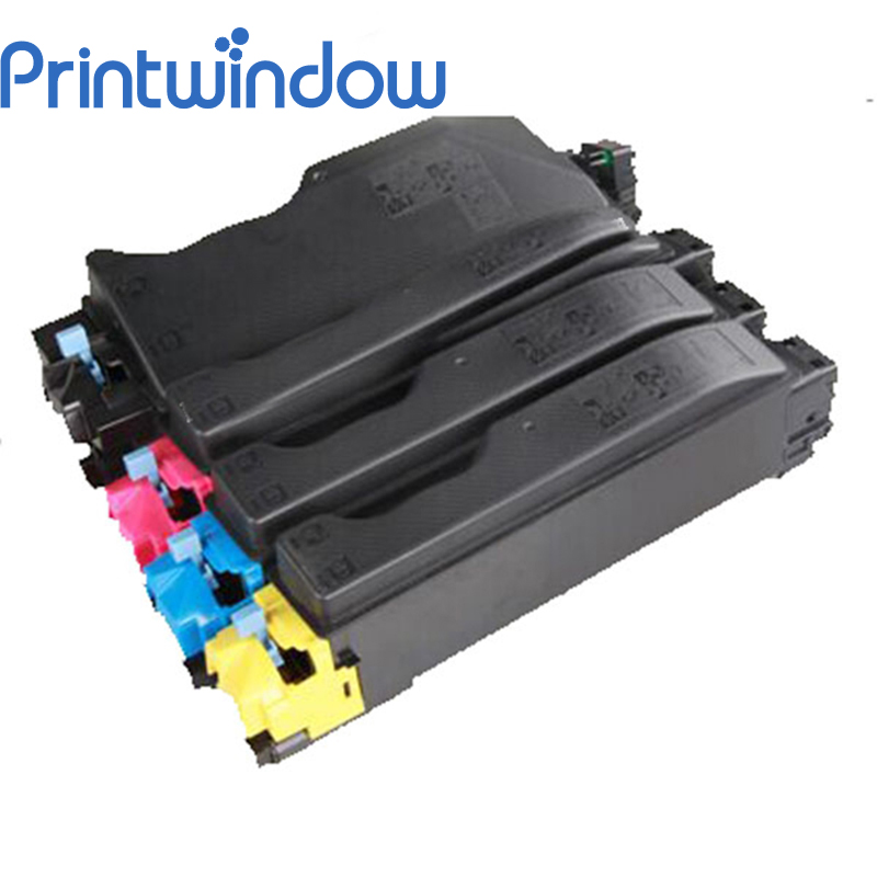 Printwindow Compatible Toner Cartridge for Kyocera ECOSYS M6035CIDN/M6535CIDN/P6035CDN 4X/Set printwindow compatible toner cartridge c9700a c9701a c9702a c9703a c9704a for hp 1500 2500 4x set