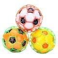 1Pcs LED Light Jumping Ball Kids Crazy Music Lighting Football Funny Bouncing Ball Toy Random Color