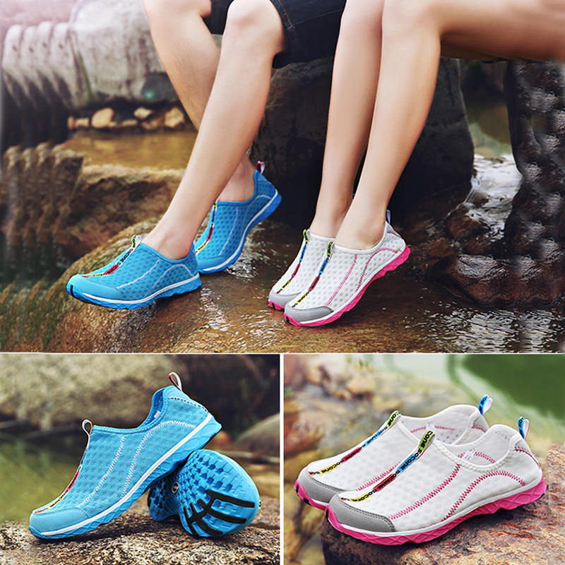 new sneakers men and women Water Sports Shoes quick drying  sneakers Lightweight breathable surfing shoes beach activities shoes 5