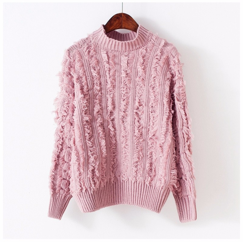 tassel sweater 03