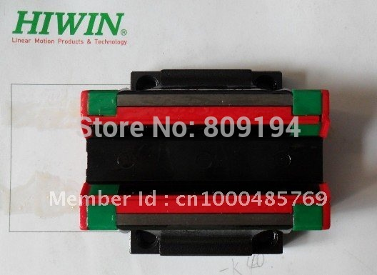 10pcs CNC HIWIN HGW15C Rail linear guide10pcs CNC HIWIN HGW15C Rail linear guide