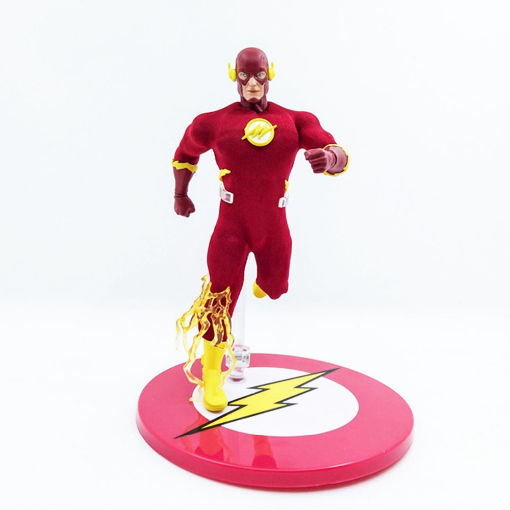 DC Comics The Flash One:12 Collective 6 Action Figure Red Free Shipping mezco the punisher figure one 12 collective 6 action figure free shipping