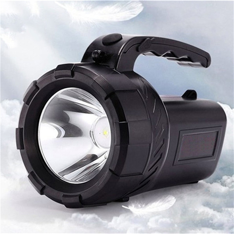 LED Flashlights Rechargeable Led Lantern Searchlight 18650 Torch Long Range Outdoor Waterproof Hunter Lamp Portable Spotlight