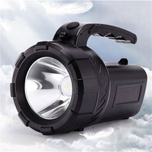 Lampes de poche LED Rechargeable Led lanterne projecteur 18650 torche longue portée extérieur étanche chasseur lampe Portable projecteur