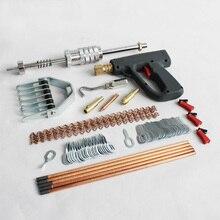 Vehicle panel spot puller dent spotter welder welding gun equipment machine soporte soldador sheet metal tools spotten carro