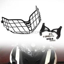 цены на For Benelli TRK502 TRK 502 Headlight Guard Protector Cover Grille Black Motorcycle Accessories Motor Parts 1set  в интернет-магазинах