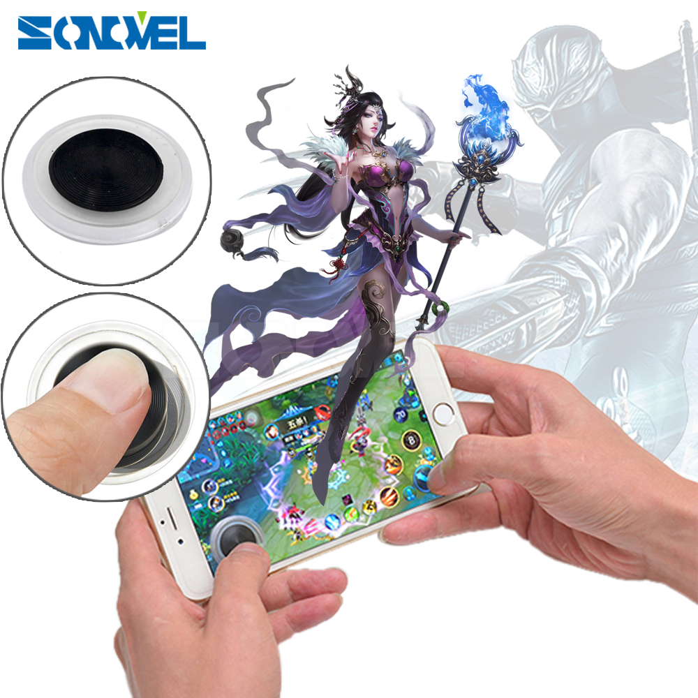 Joystick II Mini Touch Screen Stick Game Mobile Joystick For Smartphone font b Tablet b font