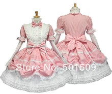 Medieval Renaissance Gown Dress Costume belle ball dress cosplay/lolita/alice costume