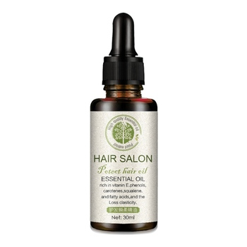 Coconut oil Hair Oil Essence for Hair Care Repair Scalp Treatment Moisture Makeup Hair Care and Protects Dry Damaged 1