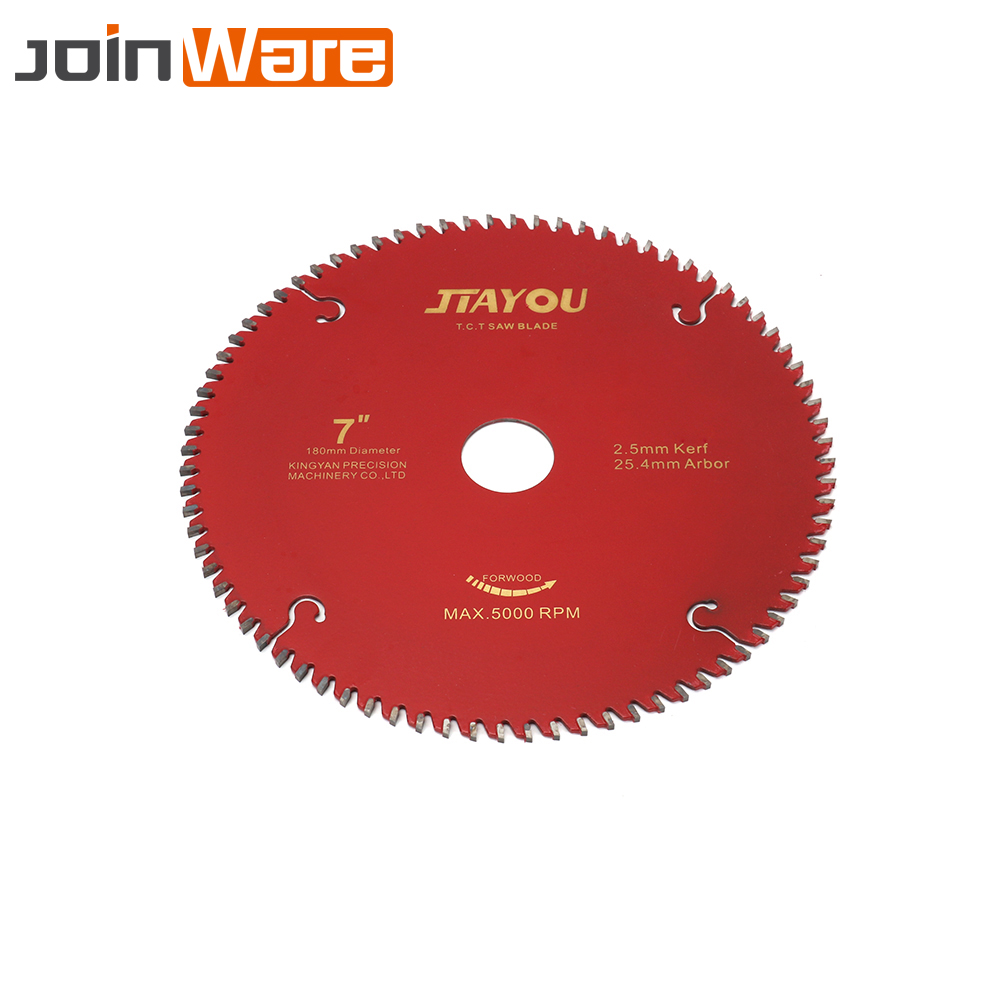 7/9/10/12 60T/80T/100T/120T Saw Blade Carbide Tipped Wood Cutting Disc Wheel For DIY & Decoration General Cutter Tool 12 72 teeth 300mm carbide tipped saw blade with silencer holes for cutting melamine faced chipboard free shipping g teeth