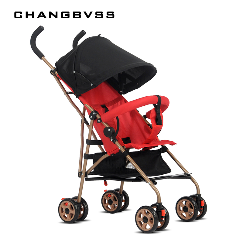 Hot Sale Baby Stroller Pocket Stroller,Urltra-Light Folding Baby Cart Carrinho Baby Pram Travel Stroller Pushchair Take On Plane hot hot sale baby stroller travel system baby wholesale and retail modern stroller red and green color pram is pneumatic tyre