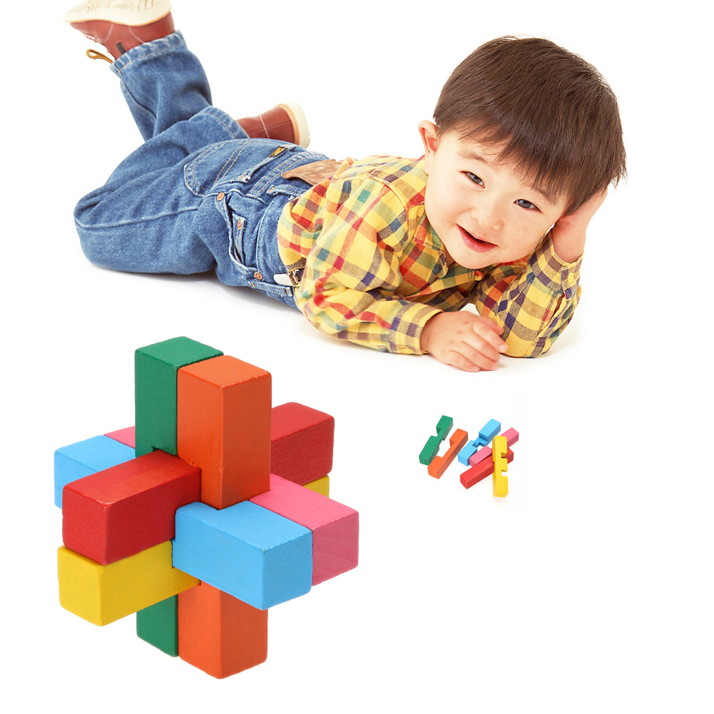 unique wooden toys promotionshop for promotional unique wooden  - kong ming luban lock chinese traditional toy unique d wooden puzzlesclassical intellectual wooden cube educational toy set