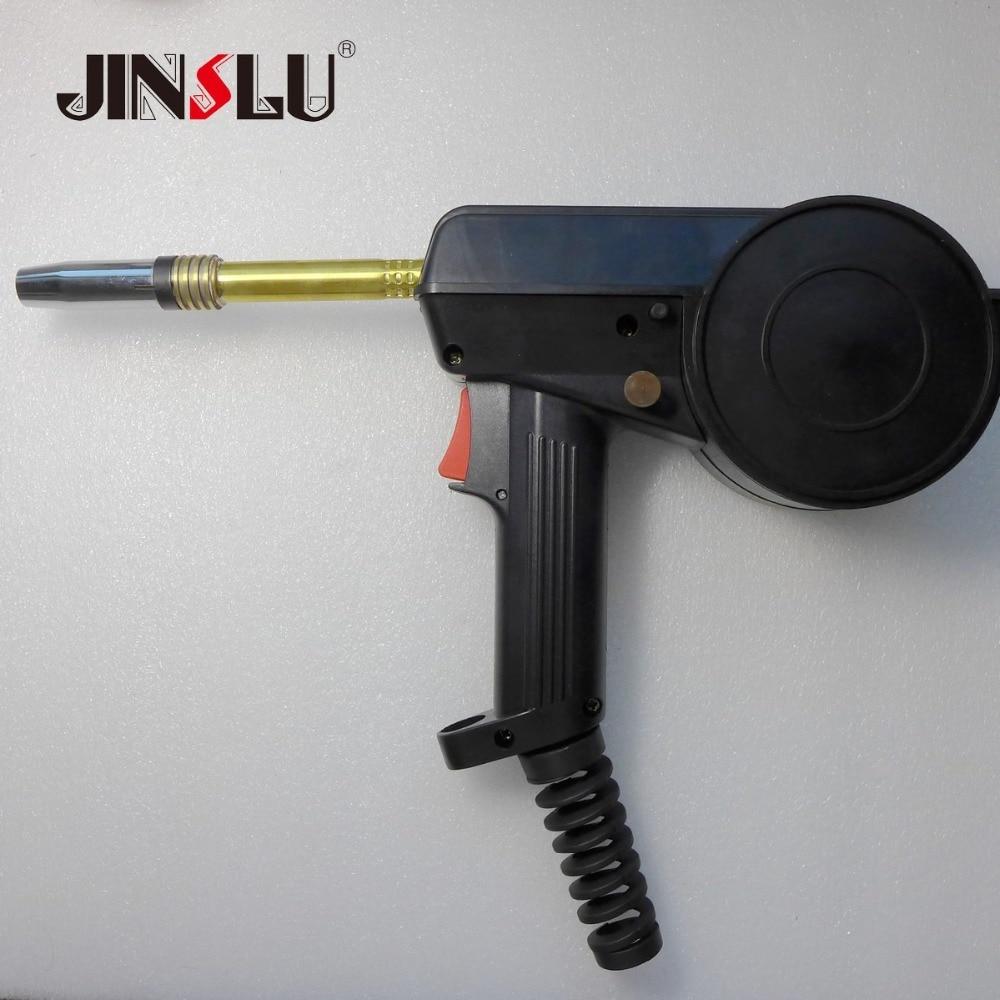 200A 24KD Spool Gun Welding Torch Mig Spool Gun Mig Gun Aluminium Spool Gun With Adjustable Speed SALE1
