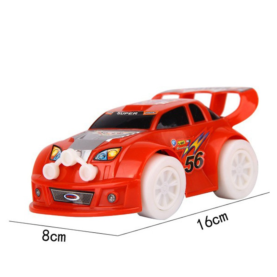 Us 8 08 6 Off Stunning Universal Turning Racing Kids Car Toys For Boys 3 Years Old Musical And Light Toys Cars Free Play Car Racing Games In