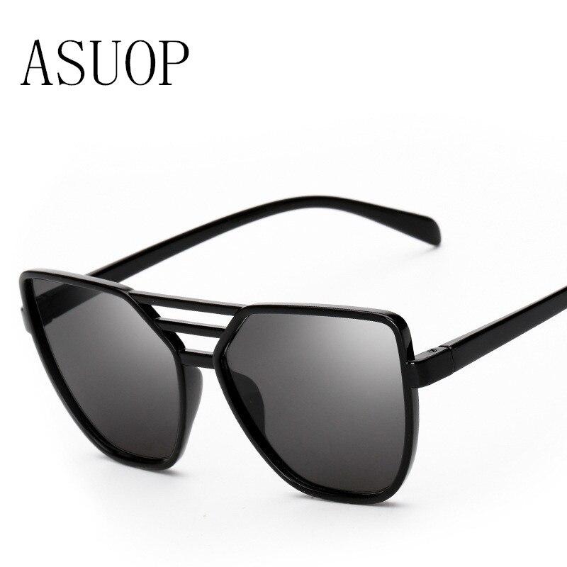 ASUOP2018 nova marca senhoras óculos de sol do olho de gato de viagem dos  homens clássicos do vintage óculos de sol UV400 óculos de condução moda  óculos de ... 6745349164