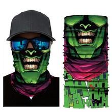 Biker Bandanas (5 pcs/lot) AC422-AC423 Outdoor Hat Cycling Turban Head Scarf Sports Face Mask