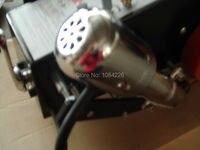 뜨거운 공기 용접 용접 플라스틱  pvc  pe