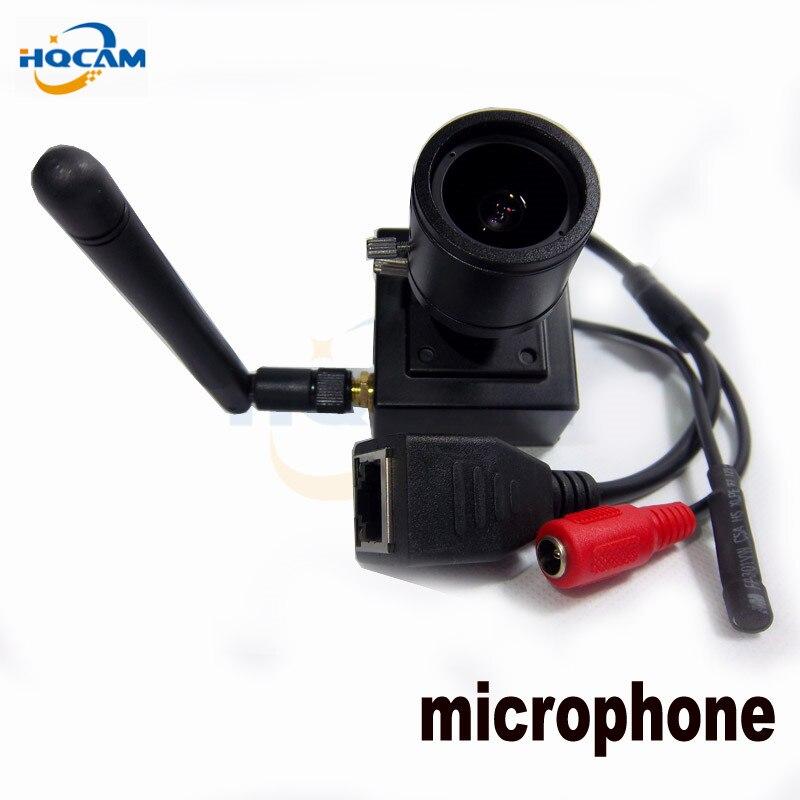 HQCAM 960 P sans fil ip caméra 2.8-12 MM Manuel Objectif Zoom À Focale Variable P2P Plug And Play onvif wifi caméra réseau web ip caméra
