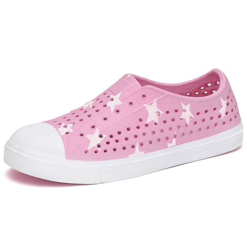 Summer Girls Sandals Beach Slippers Boys Kids Sandals Breathable Slides Casual Shoes Children Outdoor Clogs Sandalia Infantil