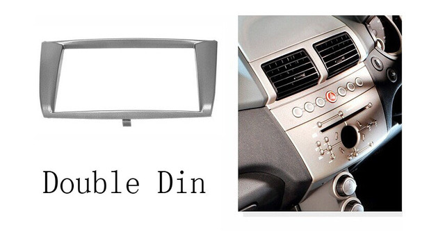 Double din audio fascia for proton gen 2 2008 stereo radio gps dvd double din audio fascia for proton gen 2 2008 stereo radio gps dvd stereo swarovskicordoba Choice Image