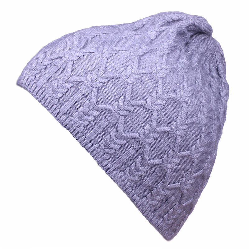 Saufuo Winter Knitted Skullies Beanies For Men Women new pattern of woollen knitting hat  winter cap  6 colors skullies