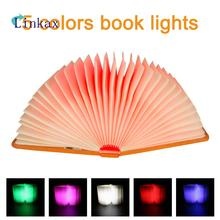 Creative Shape Light Book