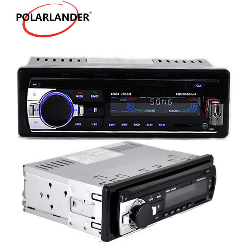 Nouveau 2015 12V autoradio FM Radio MP3 lecteur Audio Support Bluetooth téléphone avec Port USB/SD MMC autoradio In-Dash 1 DIN SU-930A