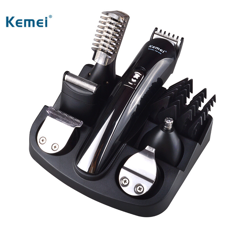Kemei 11 In 1 Electric Shaver Men Razor Hair Trimmer Barbeador Razors Men & Women Epilator Shaving Machine Beard Razor Shaver philips brl130 satinshave advanced wet and dry electric shaver