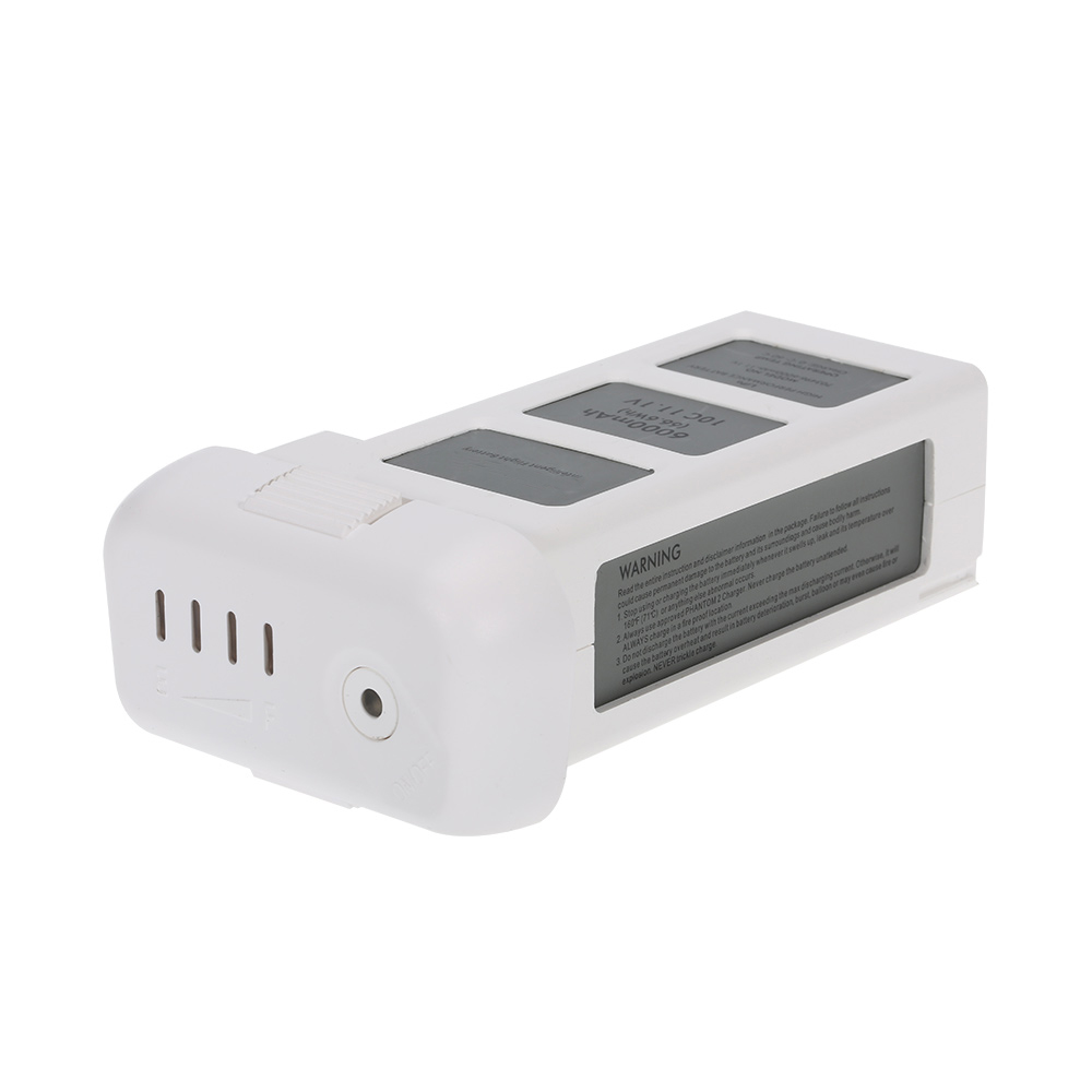 11.1V 5600mAh Upgraded and Large Capacity Spare Battery For DJI Phantom 2 Vision + Quadcopter 66.6Wh 10C