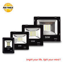 10PCS/LOT LED Flood Light Outdoor Advertising Light IP65 10W 20w 30w 50w 100w 150w  Waterproof Lamp 110/220 new high bay lights 5pcs lot 100w smd3030 normal drive mining lamp 60 110 degree fin type for industrial flood outdoor light