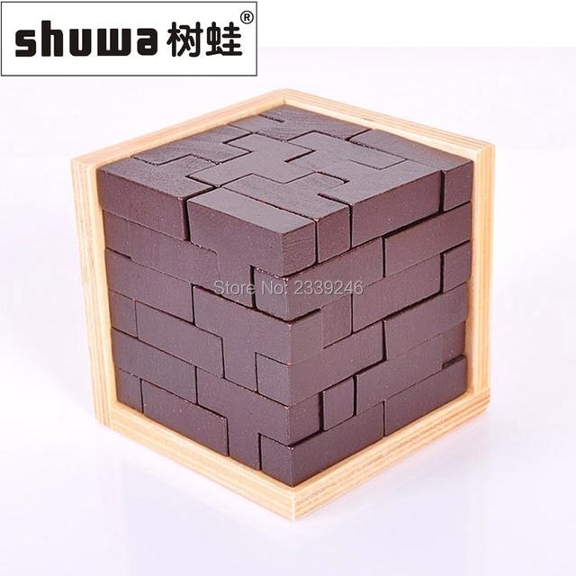 Intelligence Luban Tetris Locks Old China Ancestral Locks ...