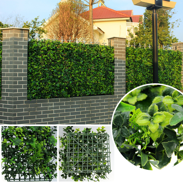Aliexpress.com : Buy Artificial Fence 48pcs artificial ...