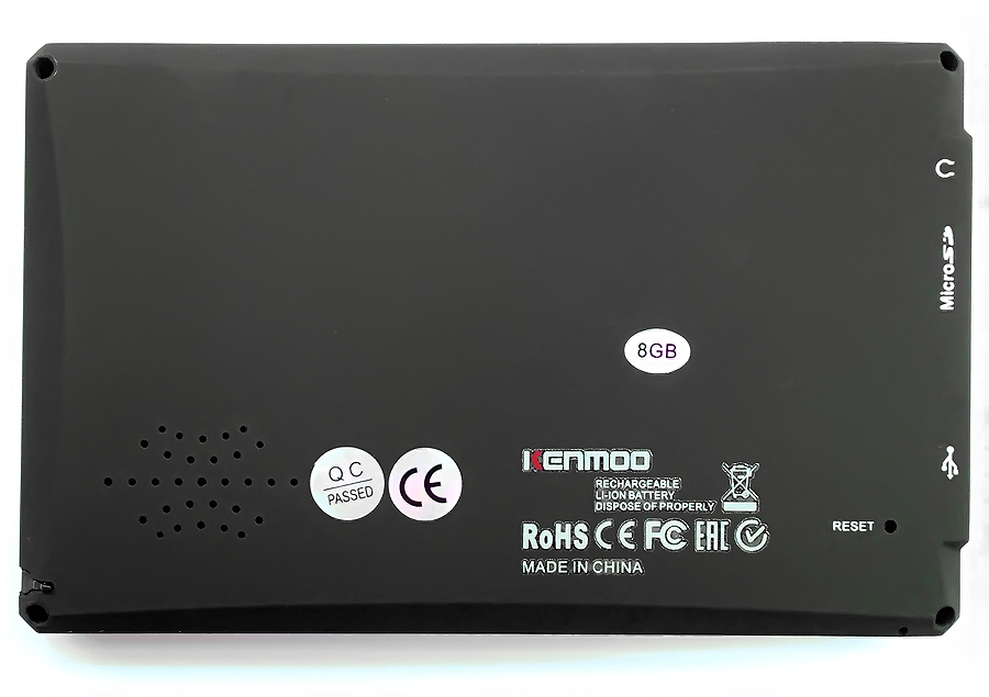 Neue 5 inch HD GPS Navigation 800 Mhz/FM/8 GB/DDR3 2019 Karten Für Russland/ weißrussland Europa/USA + Kanada LKW Navi Camper Caravan