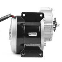 Brushed Motor Scooter 36V 350W Motor Wheel For Electric Scooter E Bike Conversion Kit Decelerate Electric Drive For Bicycles