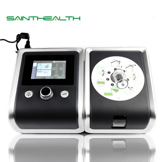 BMC GII Auto CPAP Machine E-20AH-O Smart Home Ventilator For Sleep Snoring Apnea With Humidifier Mask Hose SD Card Free Shipping