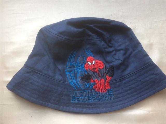 algodão verão balde chapéu chapeau bob boomie fishman cap sol ao ar livre  chapéu de pesca caminhadas caça cap para o Miúdo Do Bebê d965b96ab21