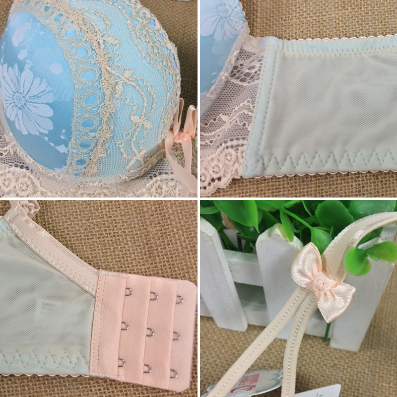 e5e4ef3dee9e6 Sexy Luxury Lingerie Push Up Lace Bra Panty Set - Looxyshop