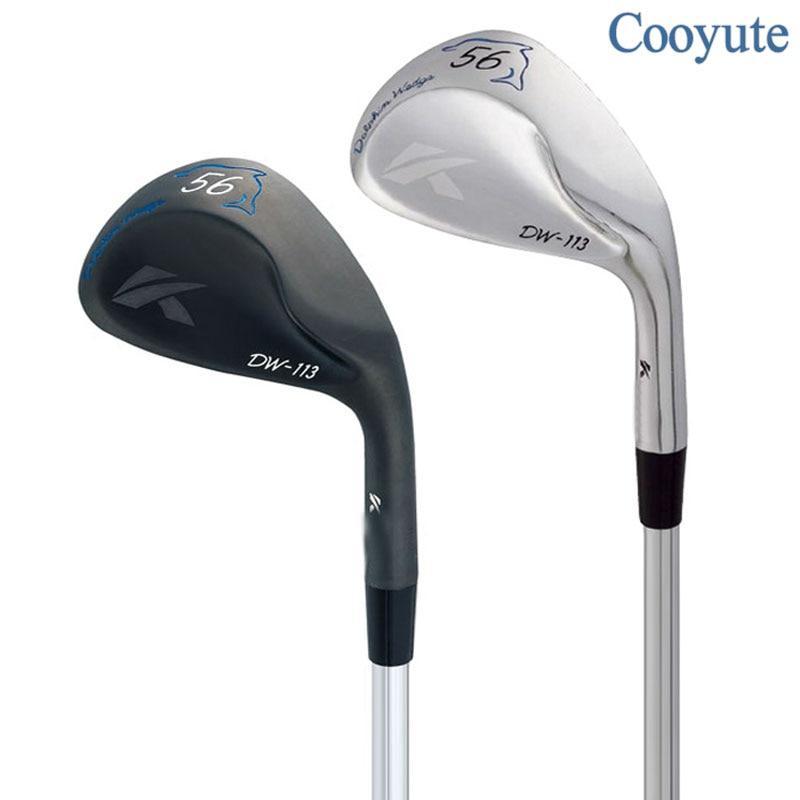 Cooyute New Mens Golf Clubs KASCO DW-113 Golf Wedge 52.56.60Degrees N.S.PRO 950 R Steel Golf Shaft Clubs Free Shipping