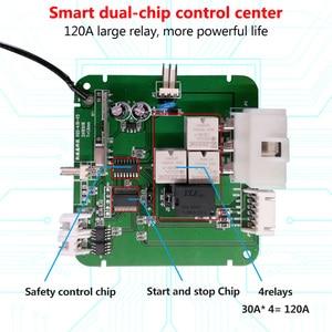 Image 2 - Car SUV PKE keyless Entry Engine Start Alarm System Push Button Remote Starter Universal Smart Car Start Button System