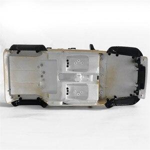 Image 2 - ประกอบ12.3นิ้ว313Mmฐานล้อBodyสำหรับรถยนต์1/10 RC 5ประตูรถของJeep Wrangler Axial SCX10 & SCX10 II 90046